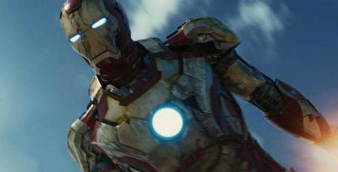 'Iron Man 3' movie still