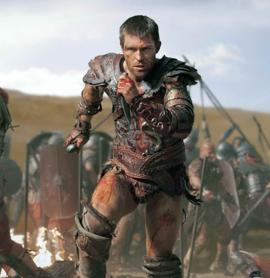 Liam McIntyre in Spartacus series finale from Starz