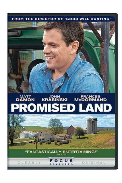 'Promised Land' on dvd