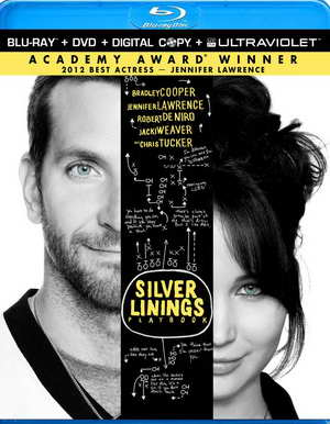 Silver Linings Playbook blu-ray