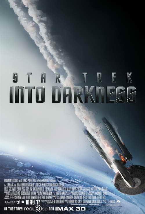 Star Trek Into Darkness Promo art