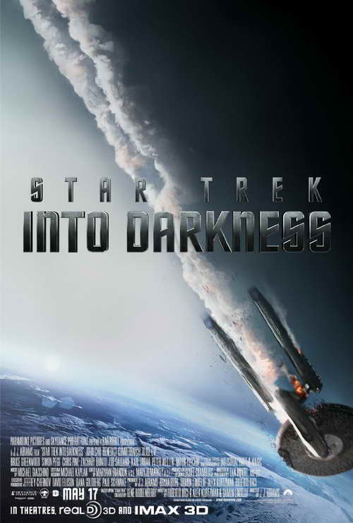 Star Trek Into Darkness Promo art