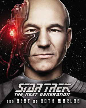 Star Trek The Next Generation - The Best of Both Worlds blu-ray