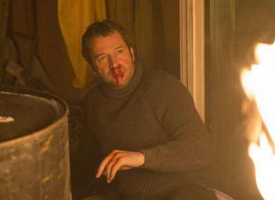 THE FOLLOWING: Joe Carroll's (James Purefoy) plans change in theThe Final Chapter season finale