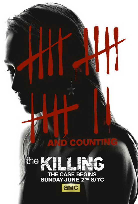The Killing season 3 promo on AMC
