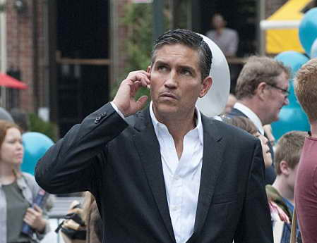 photo - Jim Caviezel in Person of Interest