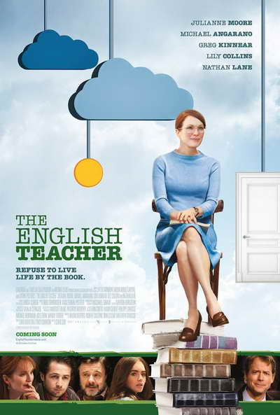 poster for The English Teacher