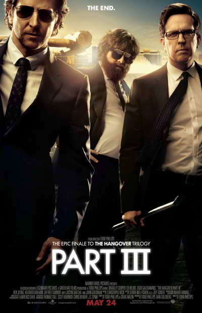 poster for The Hangover Part 3