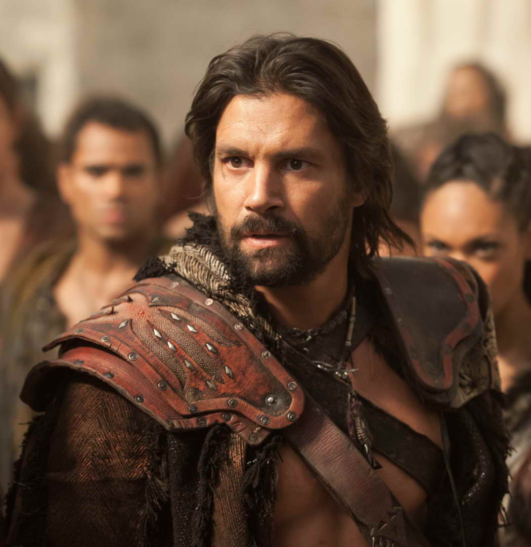 Still of Manu Bennett from Spartacus - Series Finale Review