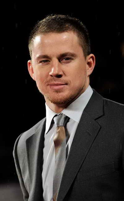 Channing Tatum at the 'G.I.Joe: Retaliation' - UK Premiere - Red Carpet Arrivals
