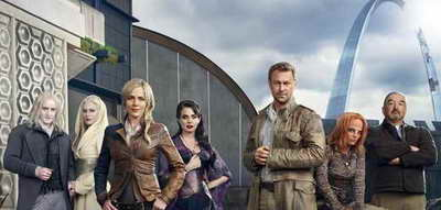 Defiance cast ensemble