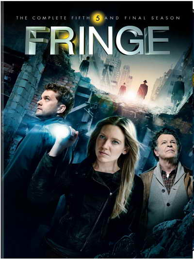 Fringe on DVD