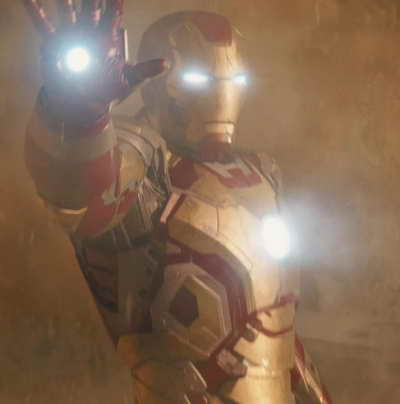 Iron Man 3 - Mark 42 armor