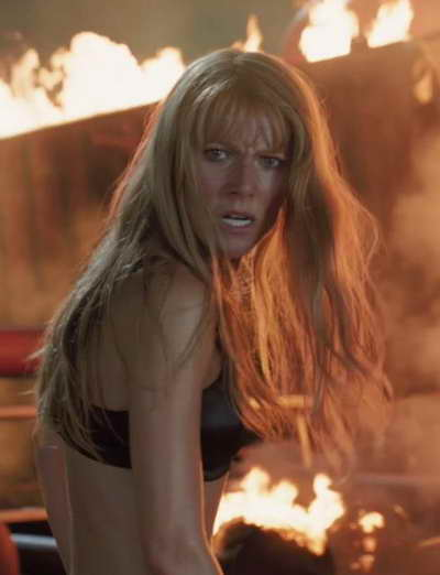 Iron Man 3 - Pepper Potts Extremis involvement