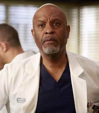 James Pickens Jr. as Richard Webber in Grey's Anatomy