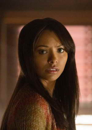 Kat Graham as Bonnie in The Vampire Diaries