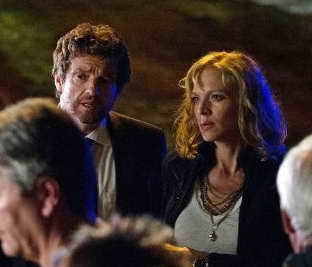 Kristin Lehman, Louis Ferreira in Motive