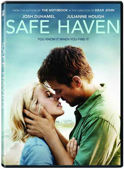 Safe Haven on DVD