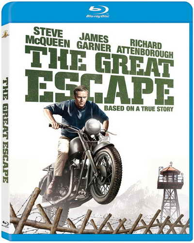 The Great Escape released on Blu-ray