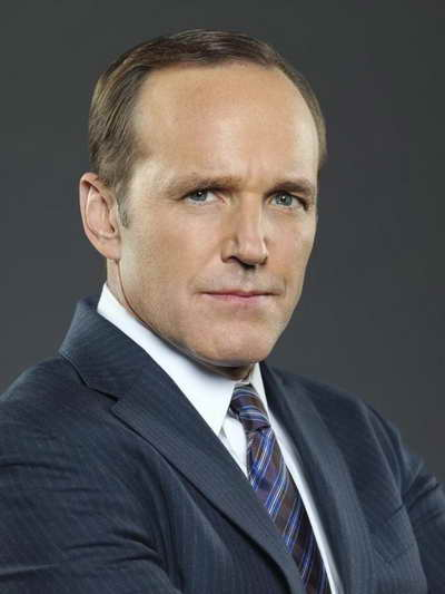 promo still of Clark Gregg in Agents of S.H.I.E.L.D. as Agent Coulson