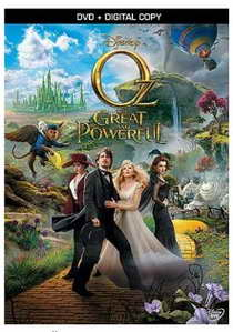 Oz the Great and Powerful dvd p