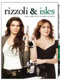 Rizzoli and Isles The Complete Third Season dvd p