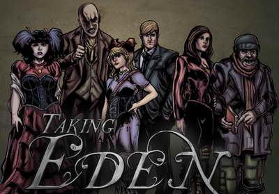 Taking Eden Group ensemble