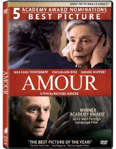 Amour on DVD