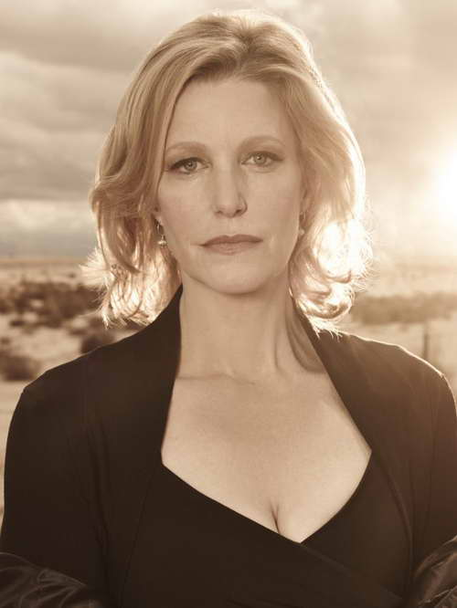 Anna Gunn as Skylar White in 'Breaking Bad'