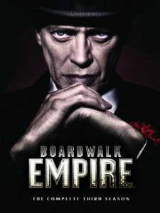 Boardwalk Empire on DVD
