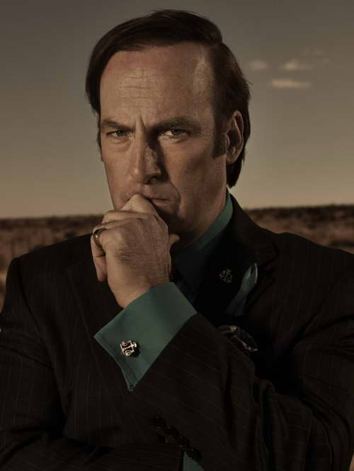 Bob Odenkirk as Saul Goodman in 'Breaking Bad'