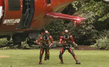 'Elysium' androids