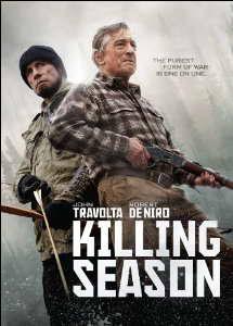 Killing Season on DVD