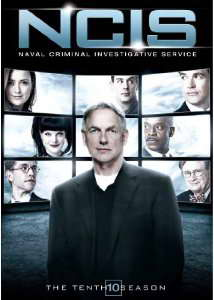 NCIS season 10 on DVD