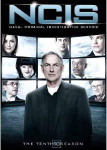 NCIS season 10 on DVD