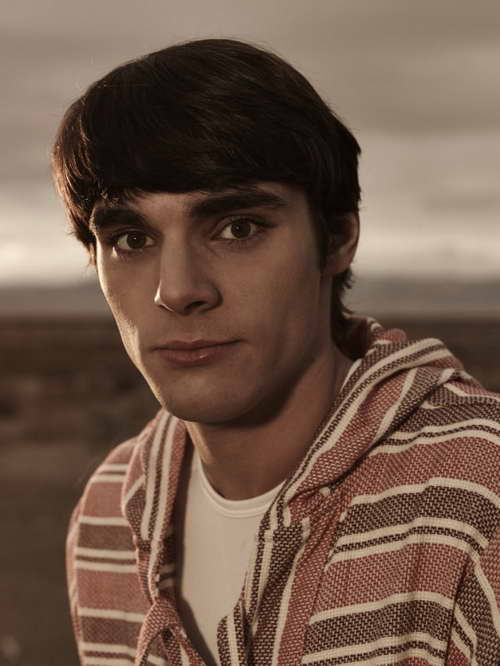 RJ Mitte as Walter Jr in 'Breaking Bad'