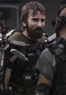 Sharlto Copley in 'Elysium'