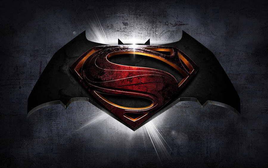 'man of steel' sequel, 'batman vs superman' logo