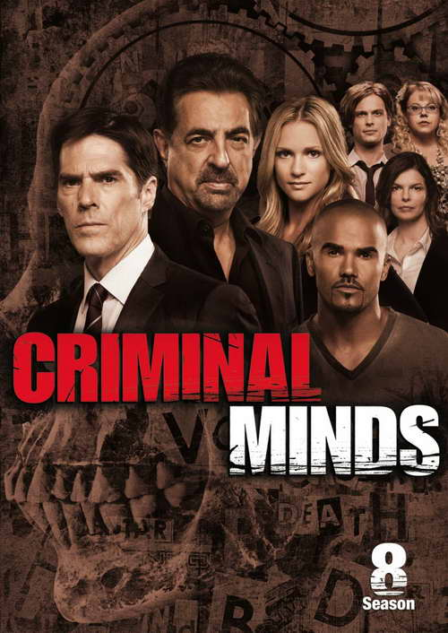 'Criminal Minds' season eight on dvd