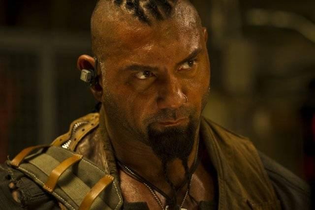 Dave Bautista in 'Riddick'