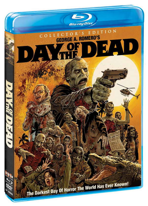 Day of the Dead on blu-ray