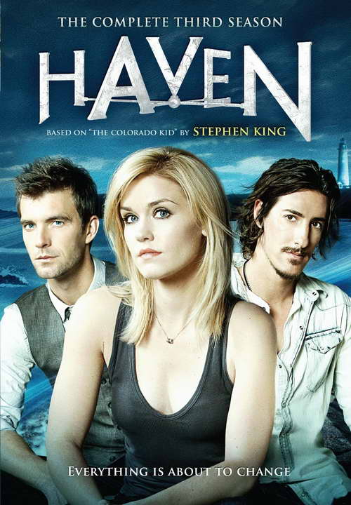 'Haven' season three on dvd