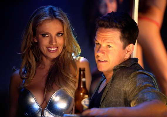Mark Wahlberg and Bar Paly in 'Pain & Gain'