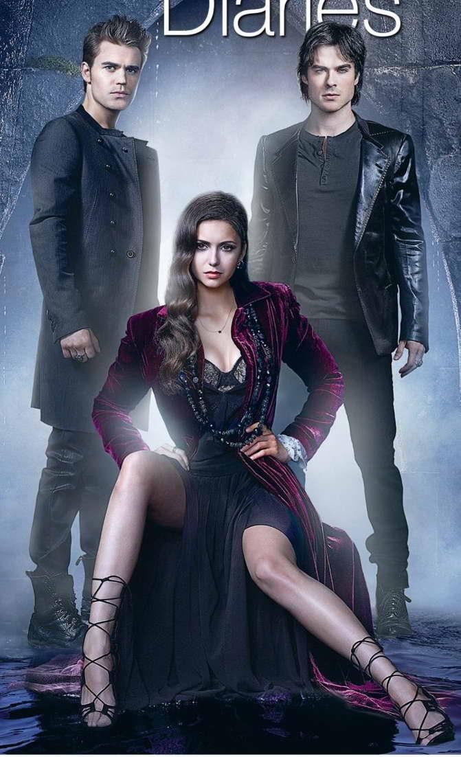 'Vampire Diaries' cast