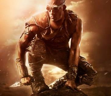 Vin Diesel reprises his role in Riddick