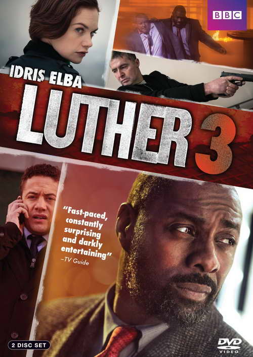 'luthor' on dvd