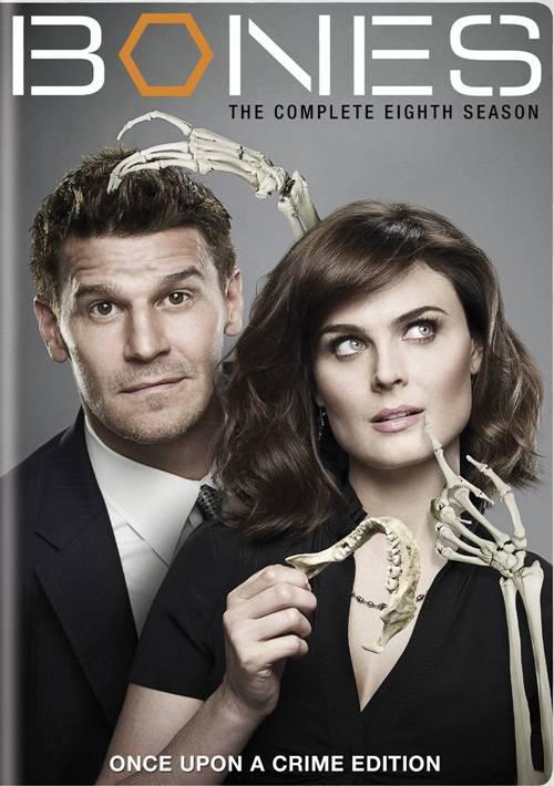 Bones season 8 on DVD