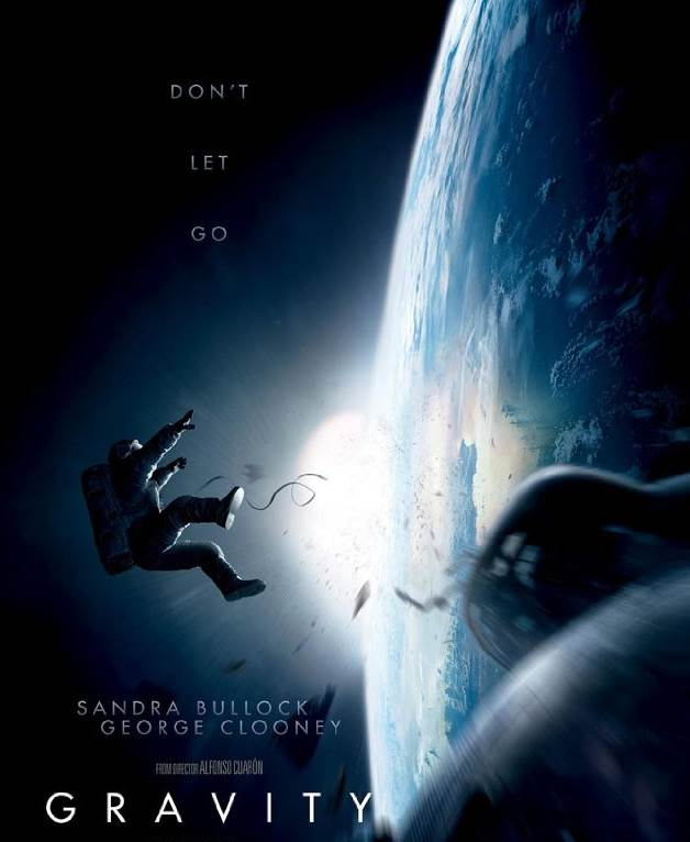 Gravity movie review by Bruce Simmons
