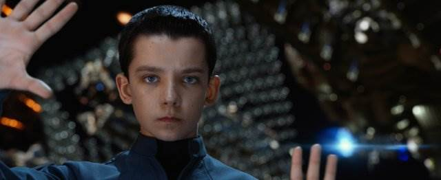 Asa Butterfield in Ender's Game (a review)