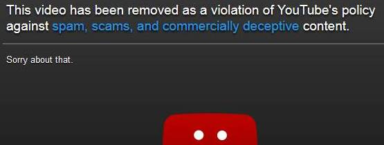 brusimm YOUTUBE channel terminated